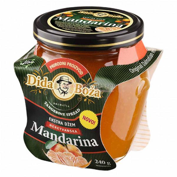 Mandarinen Extra Konfitüre Dida Boza 240g